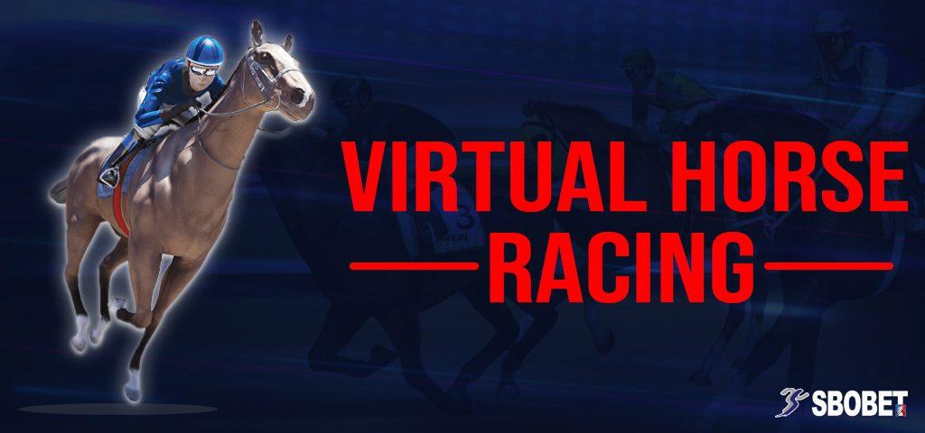 พนันแข่งม้า Racing การพนันกีฬาจำลองยอดฮิตจาก SBOBET